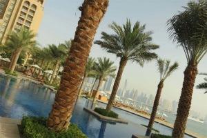 Đảo nhân tạo Palm Jumeirah là nơi tọa lạc của những bất động sản đắt giá nhất ở Các tiểu vương quốc Arab thống nhất (UAE). Có nhiều khách sạn và khu nghỉ dưỡng ở đây, bao gồm Fairmont The Palm, Atlantis The Palm, và One&Only The Palm.