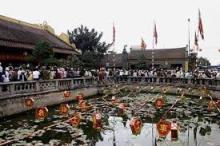 Cho thuê xe đi đền Bảo Lộc, Phủ Giày Nam Định